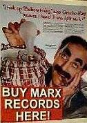 Marx Brothers Records For Sale